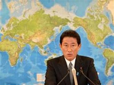 Ngoại trưởng Nhật bất ngờ lên kế hoạch thăm Ukraine