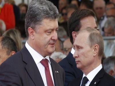 Tổng thống Ukraine: Lực lượng chính phủ sẽ đơn phương ngừng bắn