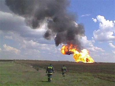 Ukraine: Nổ đường ống của Nga trung chuyển khí đốt cho Trung và Tây Âu