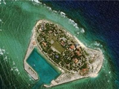 Trung Quốc muốn chi 5 tỷ USD để xây đảo tại Trường Sa