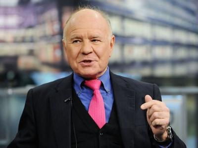 Marc Faber: Giá vàng giảm là trách nhiệm của truyền thông