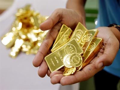 Nhu cầu vàng của Trung Quốc giảm trong quý I/2014