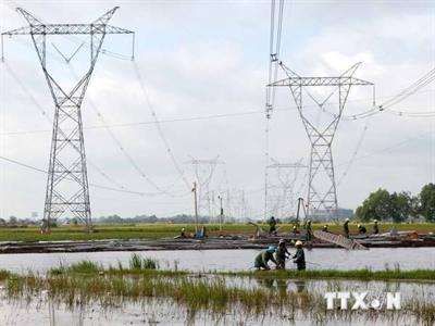 Đóng điện, đưa vào vận hành đường dây 500 kV Phú Lâm-Ô Môn