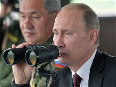 Putin lệnh cho các lực lượng miền Trung