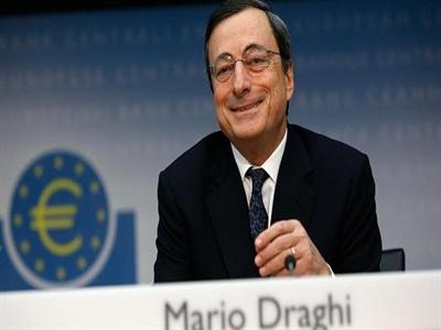 Mario Draghi: ECB tạm thời chưa áp dụng QE
