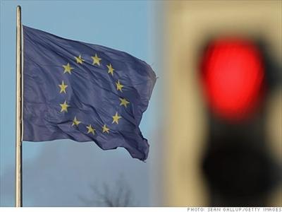 Nợ doanh nghiệp châu Âu lên cao nhất từ năm 2008