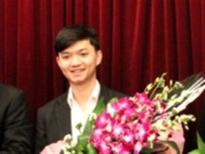 Chân dung anh Nguyễn Minh Triết - tân Phó bí thư tỉnh đoàn Bình Định