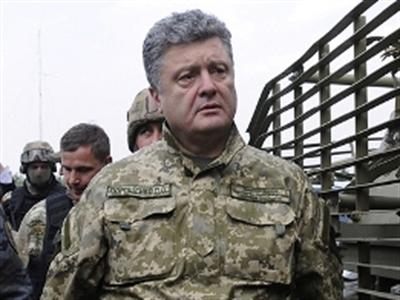 Tổng thống Ukraine cảnh báo phương án B giành lại miền đông