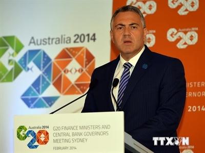 G20 khó với tới các mục tiêu tăng trưởng đầy tham vọng