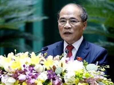 Quốc hội ra tuyên bố lập trường của Việt Nam về vụ giàn khoan Trung Quốc