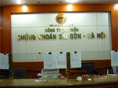 Chứng khoán Sài Gòn - Hà Nội thắng kiện GMC trong bản án phúc thẩm