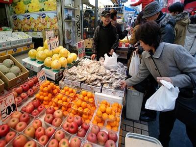 Nhật Bản tuyên bố thời kỳ giảm phát chấm dứt