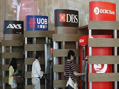 Singapore ra biện pháp tăng kiểm soát hệ thống ngân hàng