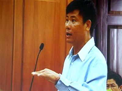 Y án 2 năm tù ông Trương Duy Nhất