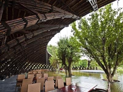 Tổ hợp nhà tre ở Đại Lải giành huy chương vàng kiến trúc châu Á