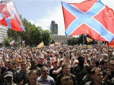 Chính thức thành lập liên bang Donetsk và Luhansk
