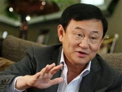 Quân đội Thái Lan muốn cựu Thủ tướng Thaksin trở về