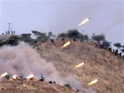 Triều Tiên bắn loạt đạn pháo trước chuyến thăm Hàn Quốc của ông Tập Cận Bình
