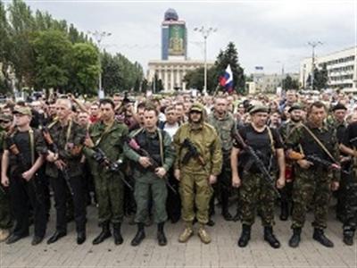 Phe ly khai Ukraine đồng ý đàm phán với chính phủ