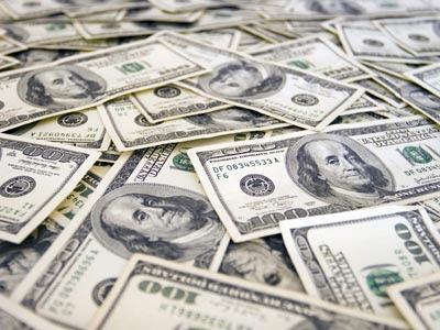 USD giảm sau báo cáo tích cực về kinh tế Mỹ