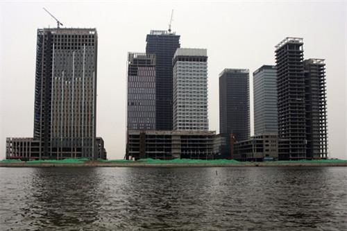 'Manhattan' Trung Quốc nguy cơ bị bỏ hoang