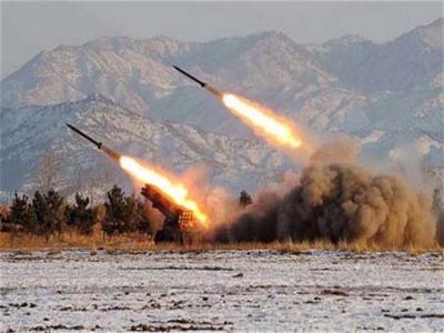 Triều Tiên bắn 2 tên lửa đạn đạo vào biển Nhật Bản
