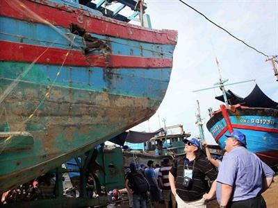 Vạch trần những hành động phi lý của Trung Quốc ở Biển Đông