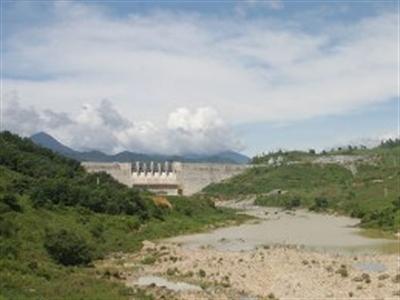 Động đất liên tiếp tại thủy điện Sông Tranh 2