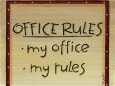 4 quy định công sở điên rồ nhất mọi thời đại