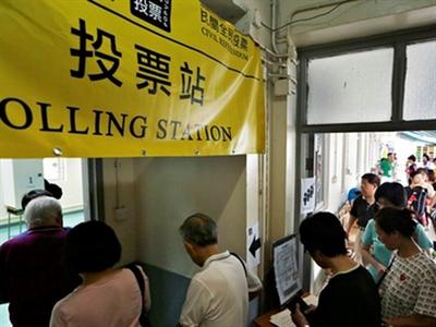 Hàng trăm nghìn người Hong Kong biểu tình đòi dân chủ