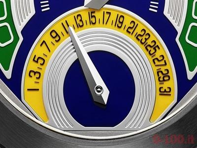 7 mẫu đồng hồ dành riêng cho FIFA World Cup 2014
