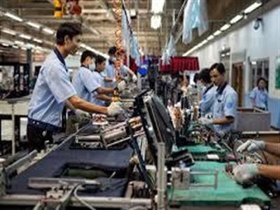 PMI sản xuất Việt Nam đạt trên 50 điểm tháng thứ 10 liên tiếp