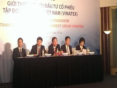 Chủ tịch Vinatex: 3 năm nữa mới lên sàn