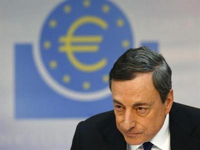 Nợ khu vực eurozone giảm mạnh, chờ đợi kết quả họp ECB