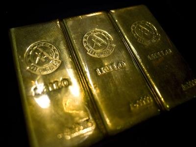 SPDR mua hơn 10 tấn vàng trong 2 ngày