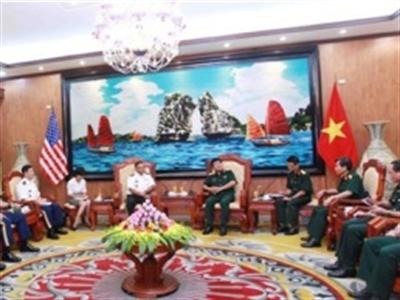 Mỹ chính thức yêu cầu Trung Quốc rút giàn khoan