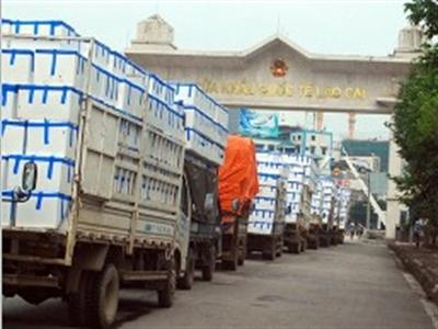 Trung Quốc đã nhập gần 30.000 tấn vải Việt Nam