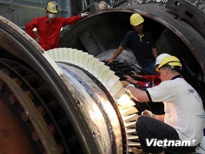 Nhà máy điện Nhơn Trạch 2 phát lên lưới điện trên 13,4 tỷ kWh