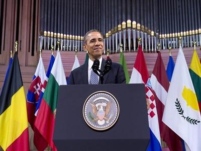 Uy tín của Tổng thống Obama thấp nhất trong 70 năm qua