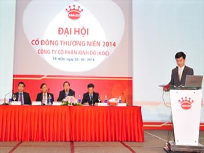 Ba mũi nhọn đầu tư mới của Kinh Đô