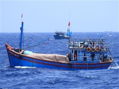 Trung Quốc xác nhận bắt 6 ngư dân Việt Nam