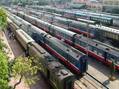 Đường sắt Việt Nam đói trên đống vàng