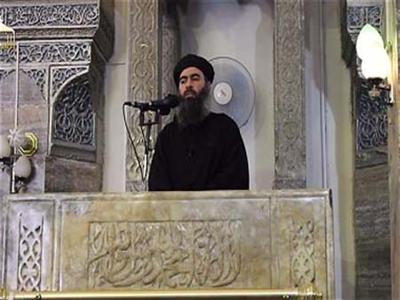 Thủ lĩnh phiến quân Hồi giáo tại Iraq lộ diện