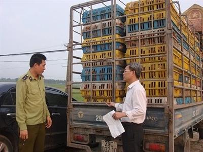 Hàng giả từ Trung Quốc tràn vào nhiều hơn trong 6 tháng đầu năm