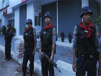 Bạo lực tôn giáo bùng phát ở Myanmar