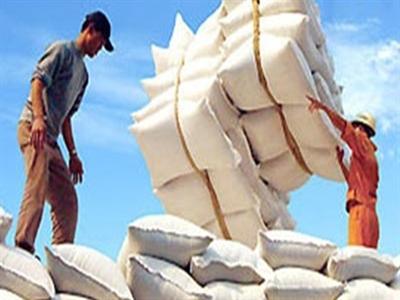 Đã ký hợp đồng xuất khẩu 4,7 triệu tấn gạo