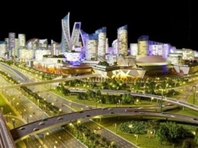 Dubai xây trung tâm thương mại lớn nhất thế giới