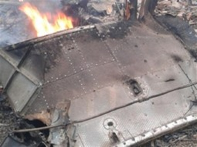 Tìm thấy hộp đen của máy bay rơi ở Hòa Lạc