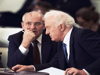 Ngoại trưởng cuối cùng của Liên Xô Shevardnadze từ trần