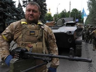 Phe nổi dậy ở miền Đông Ukraine rút về căn cứ cuối cùng